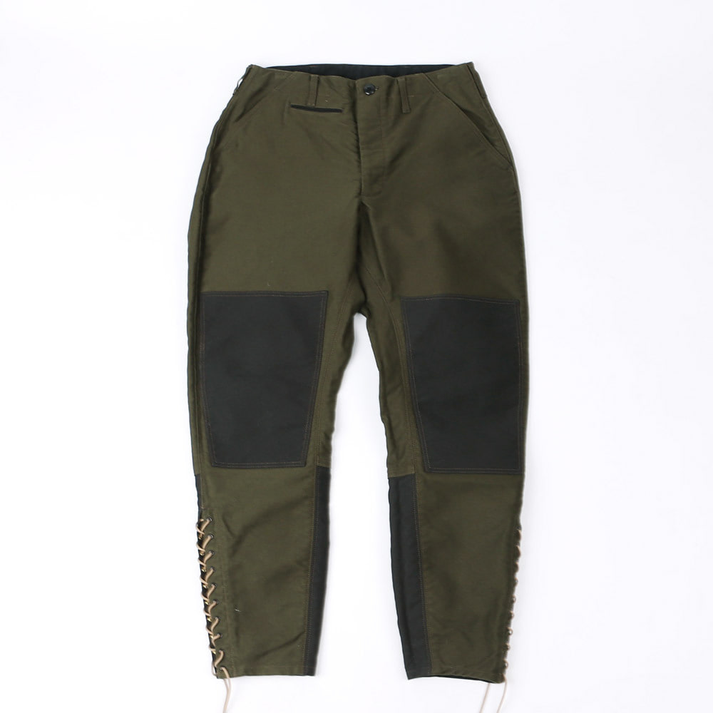 "[GREAT LAKES GMT. MFG.CO.]Hunting Breeches""HARTFORD""(Forest Green)"
