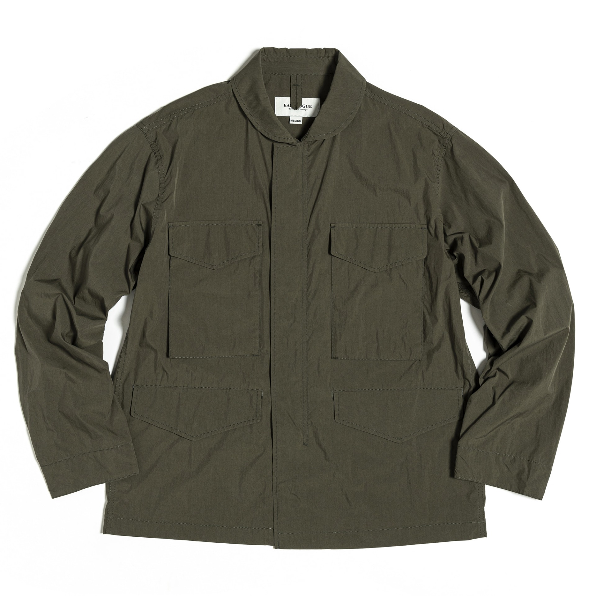 M21 FIELD JACKET (Olive Washer)