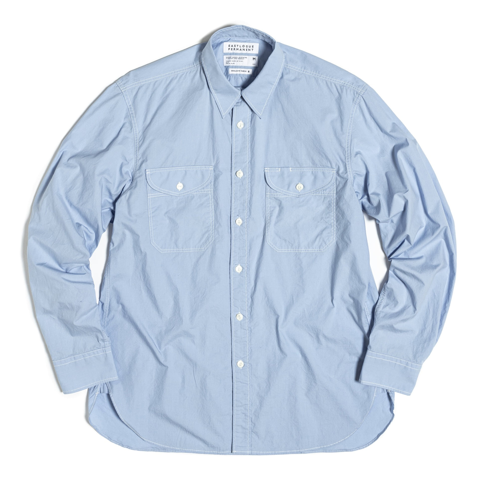 ELP WORK SHIRT  (L.Blue)