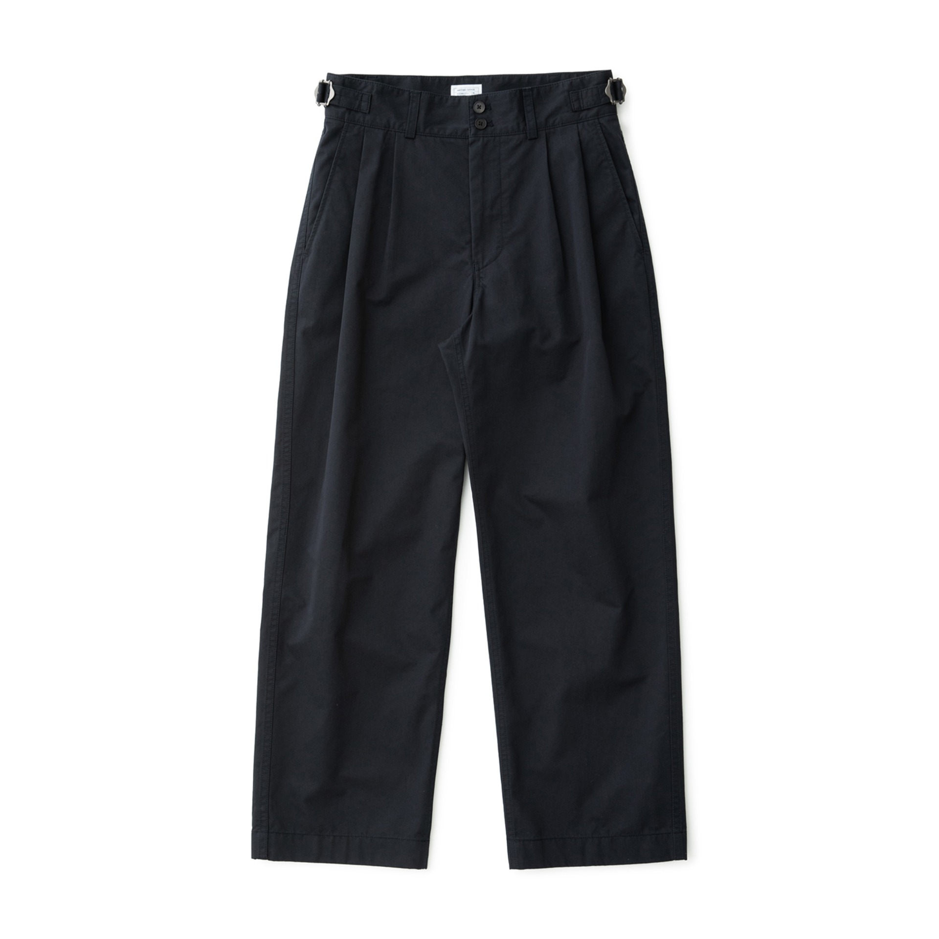 A/O 21SS SANTIAGO PANTS (Dark Navy)