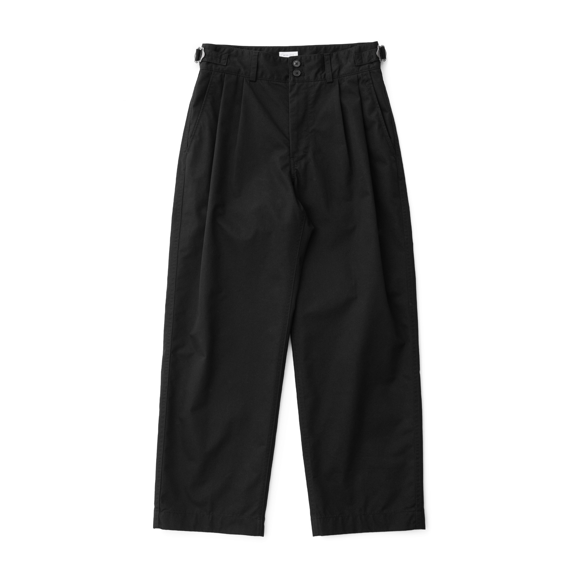 A/O 21SS SANTIAGO PANTS for Nest  (Black)