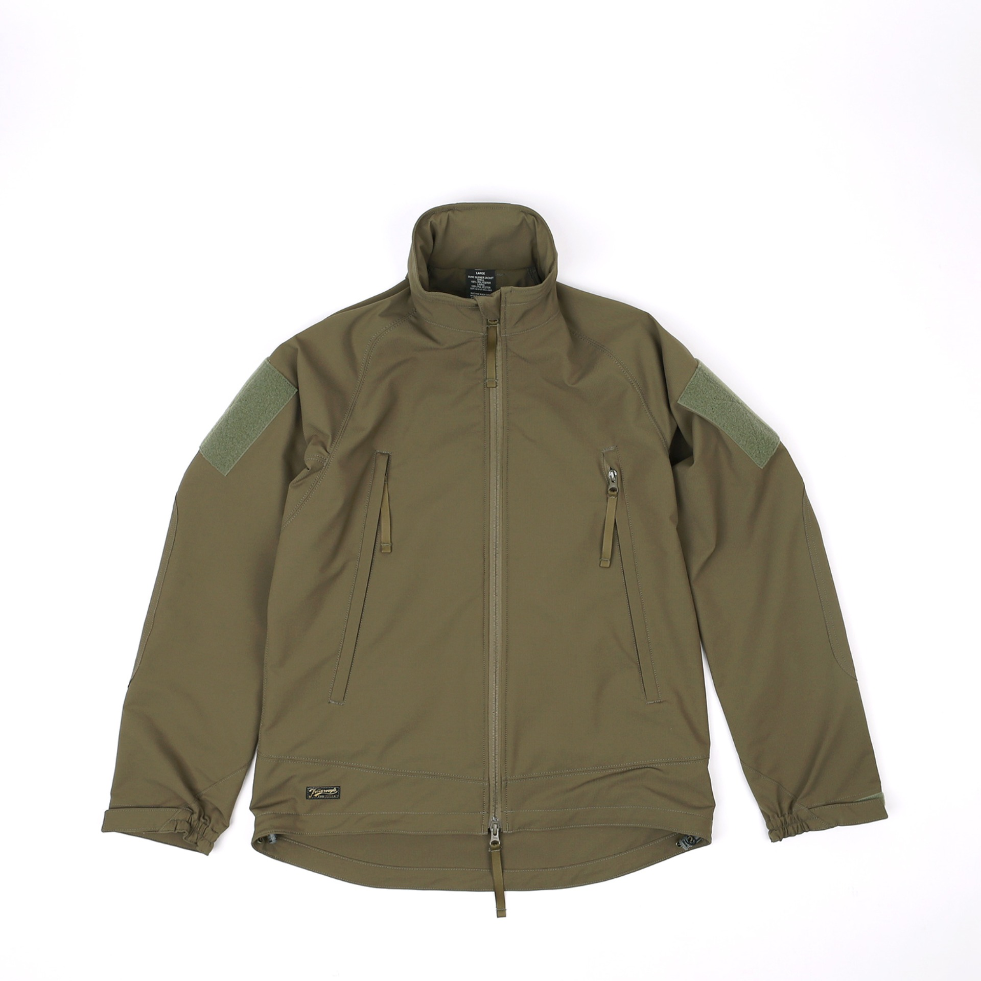 DUNE SLICKER FUNCTIONAL JACKET (BDU Green)