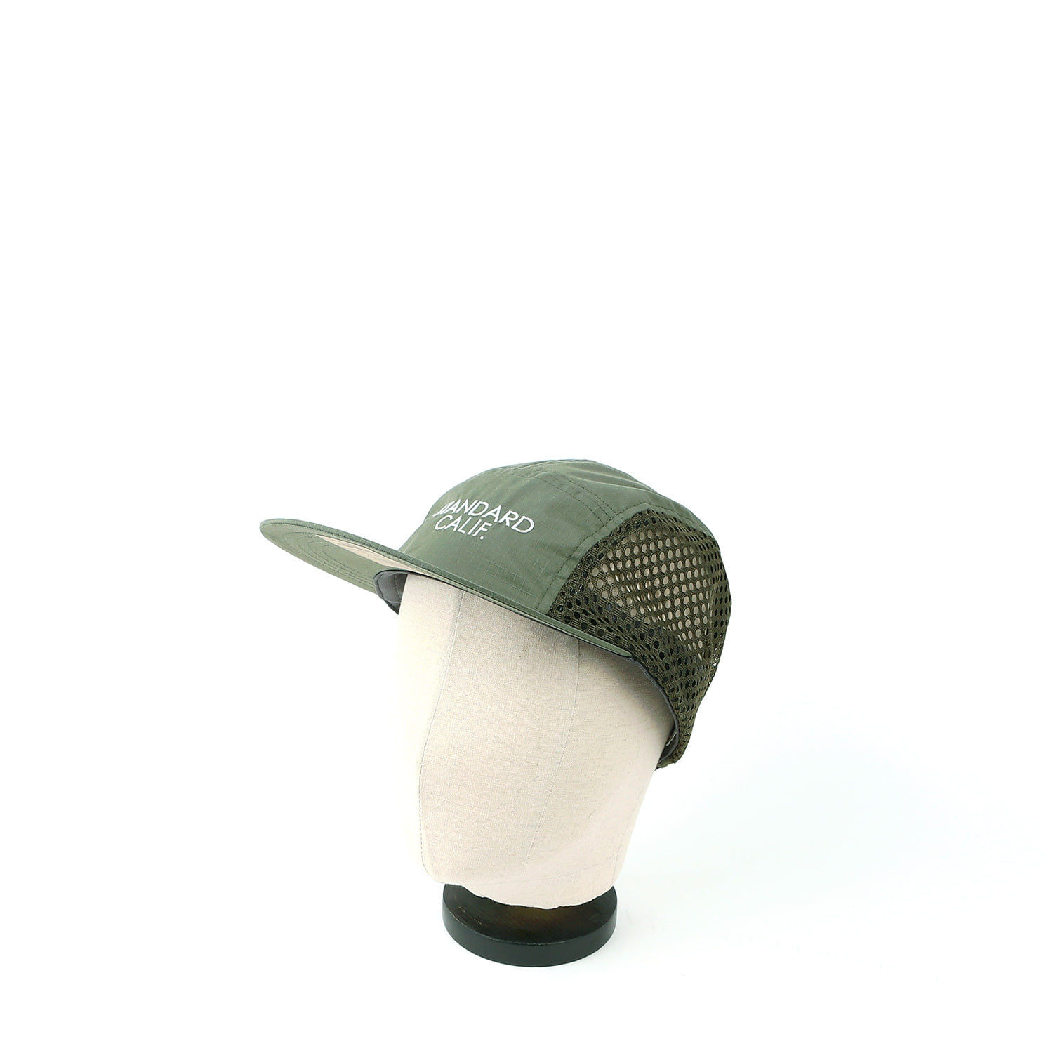 SD Coolmax Stretch Ripstop Camp Cap (Olive)