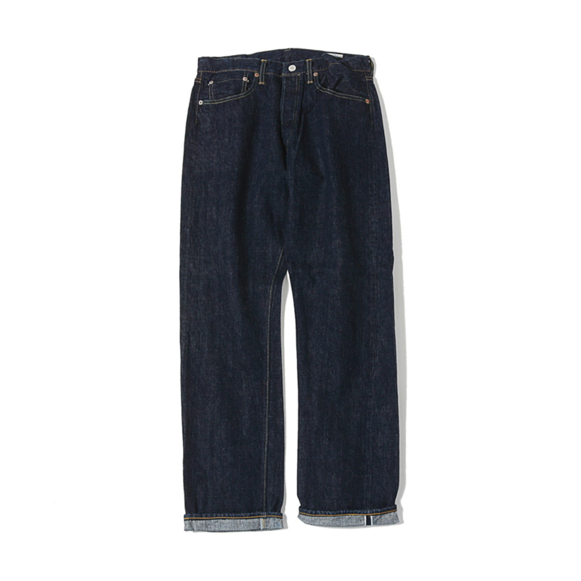 (Restock)ORSLOW 105 SELVEDGE (One Washed)