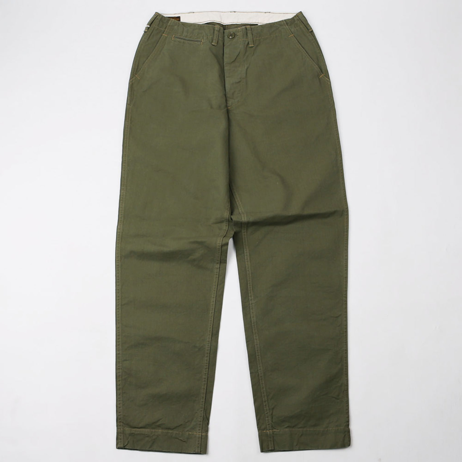 [Union Special Overalls]Military PantsARMY OFFICER TROUSERS(Light Olive)