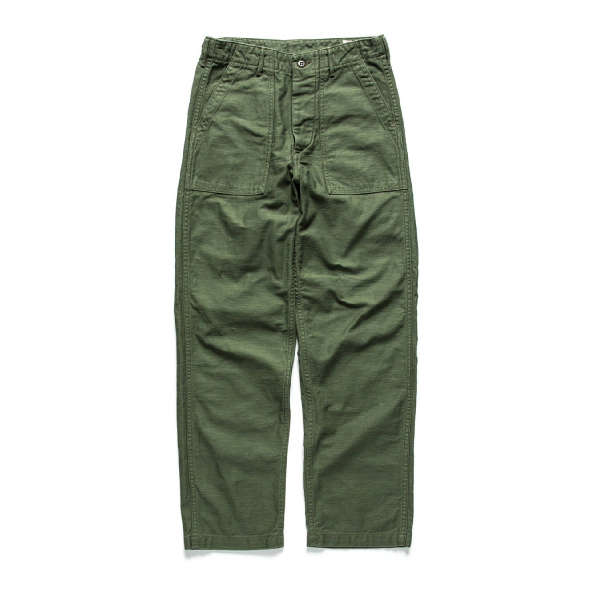 (RESTOCK)US ARMY FATIGUE PANTS Original Fit (Olive Green)