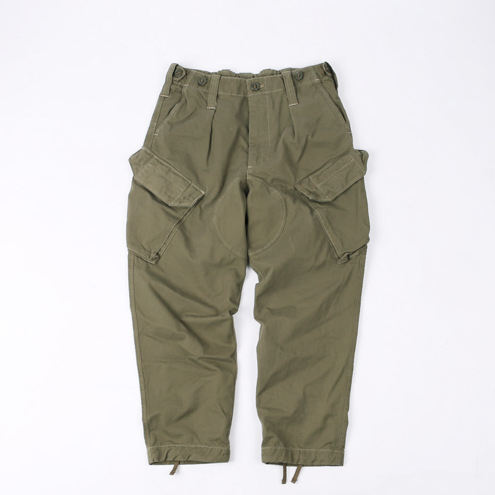 Holy Loch Submariner Pants (Moss Gray)
