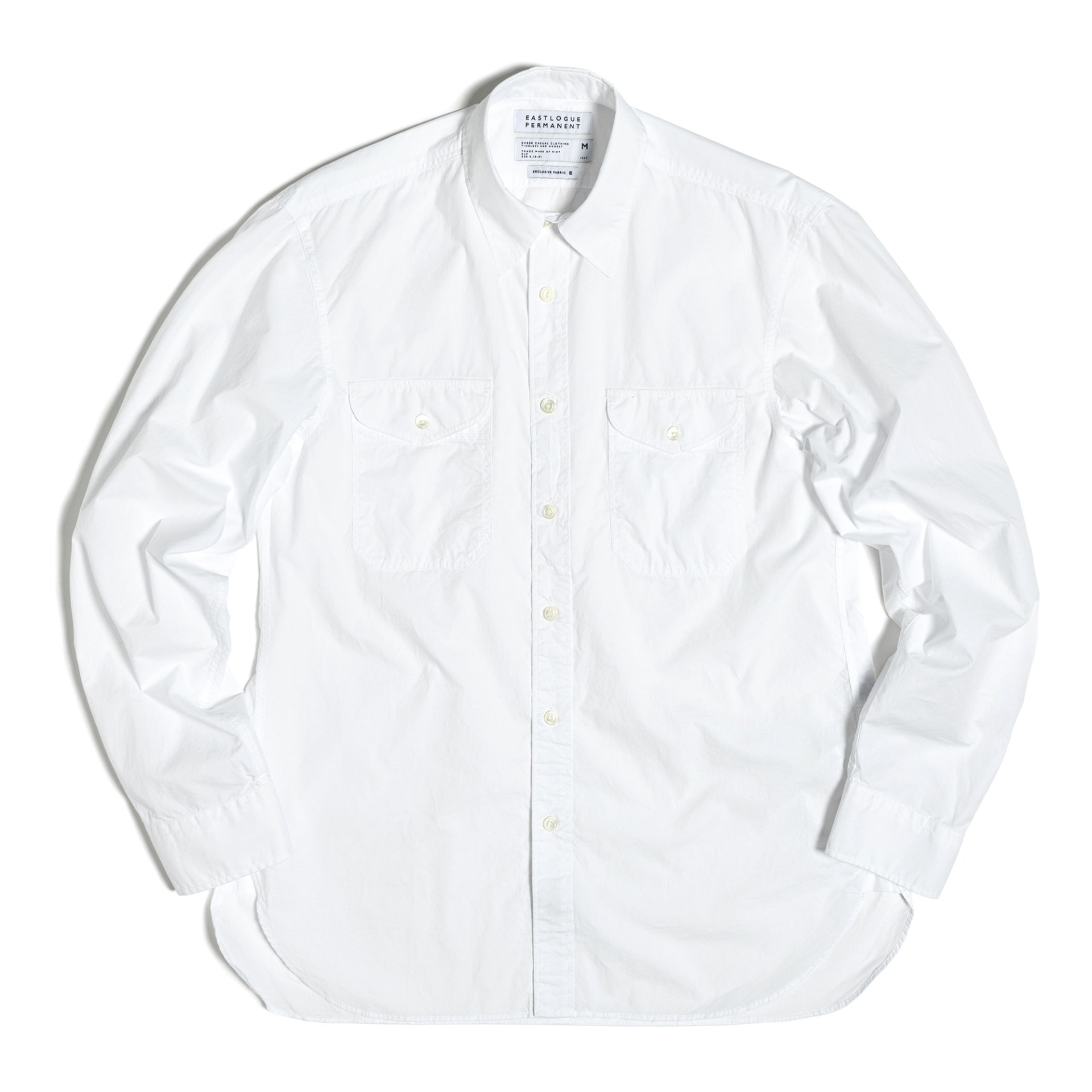 ELP WORK SHIRT (White)