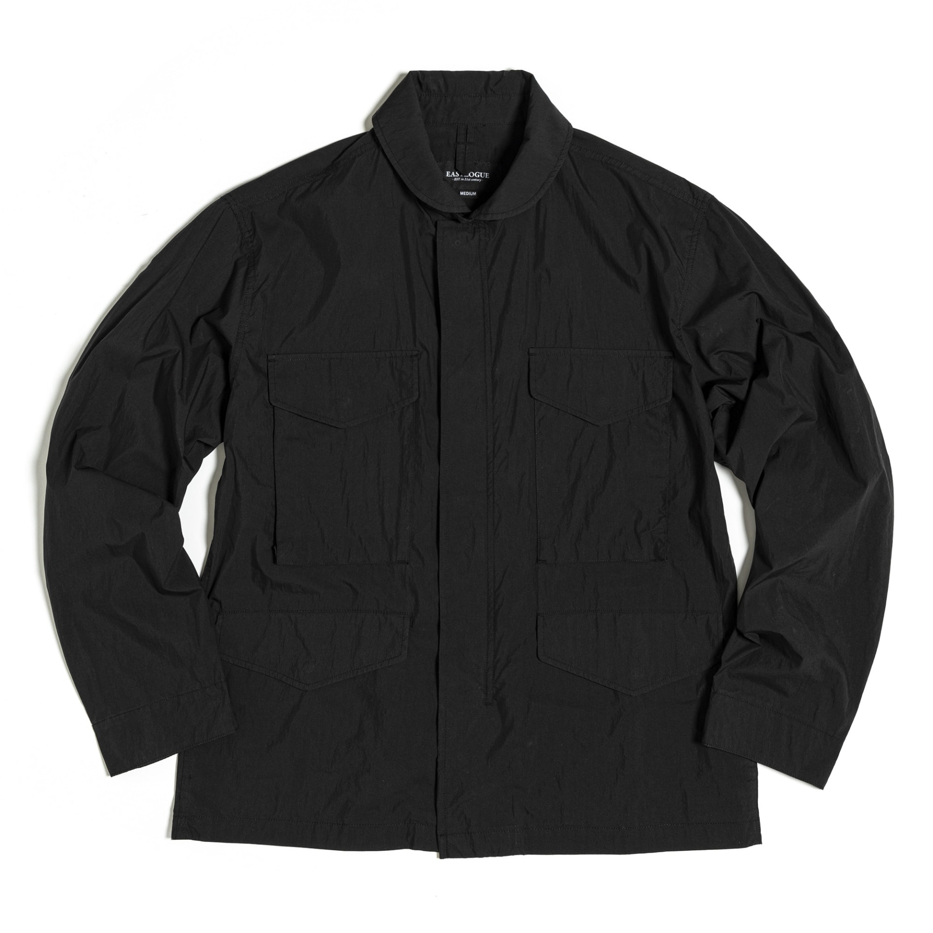 M21 FIELD JACKET (Black Washer)