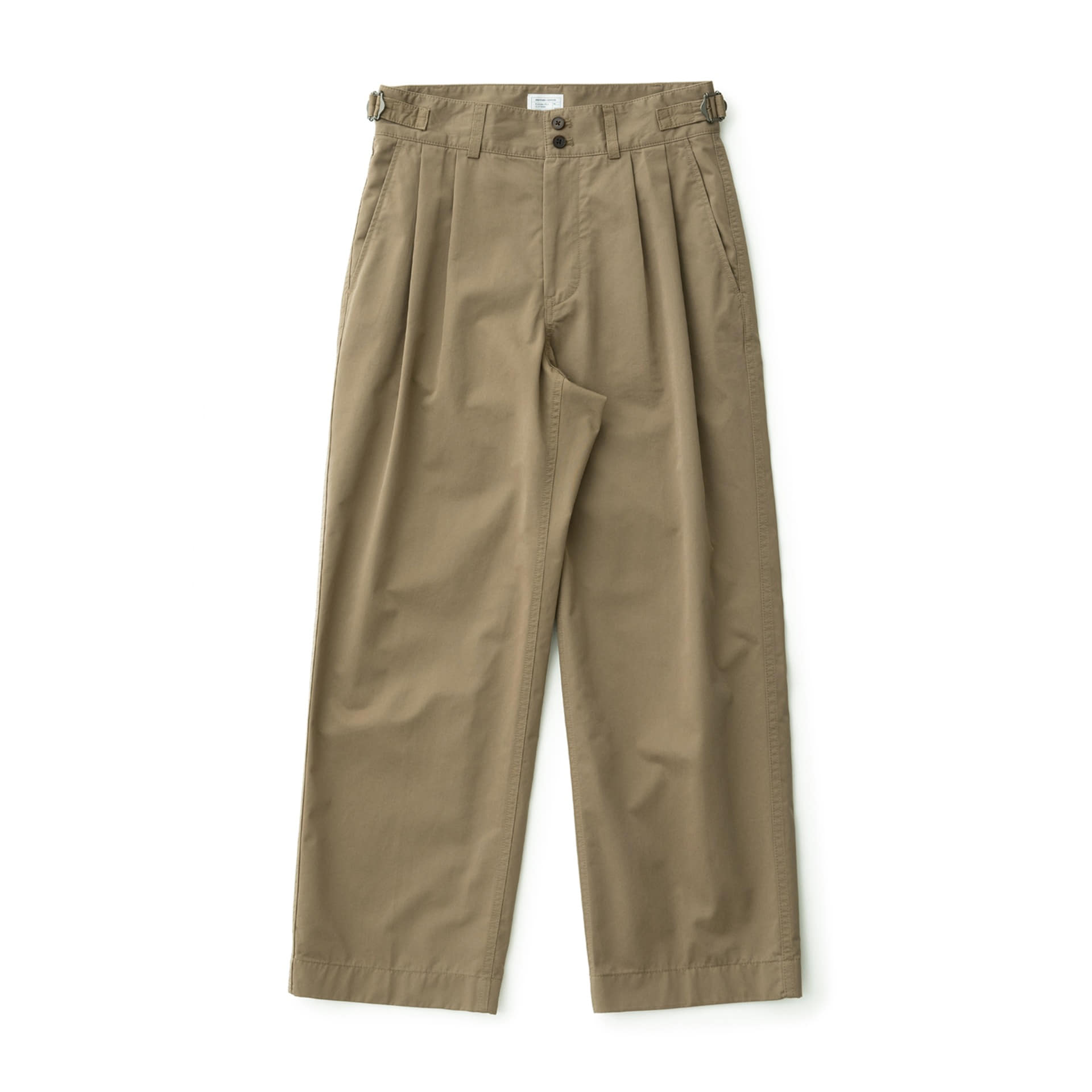 A/O 21SS SANTIAGO PANTS (Officer Khaki)