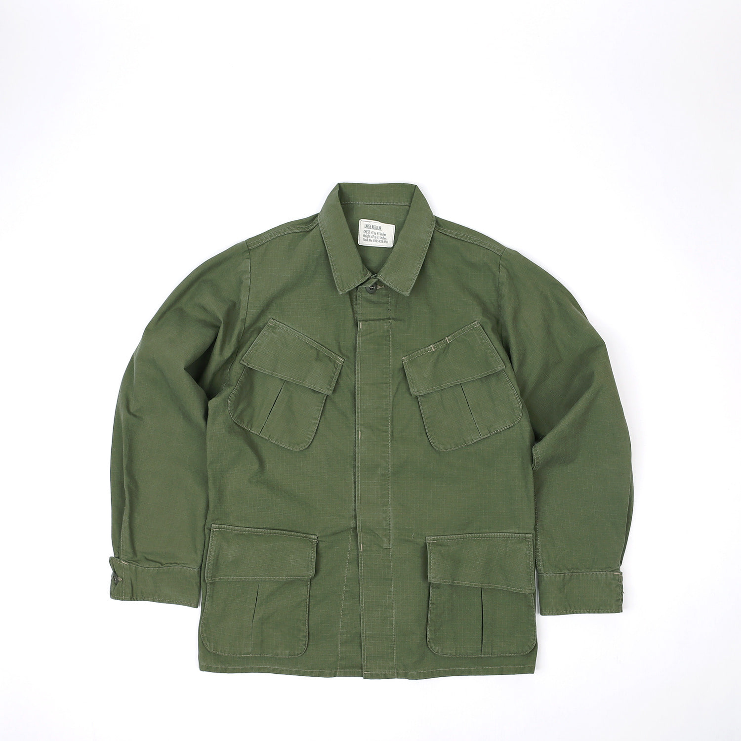 SOUTHERNMOST BUSH JACKET (Olive)