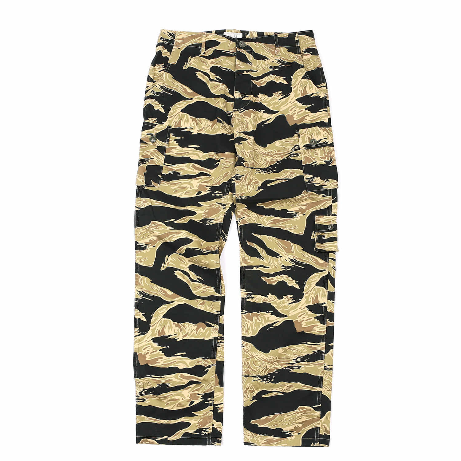 U.S. ARMY GOLD TIGER PATTERN TROUSERS