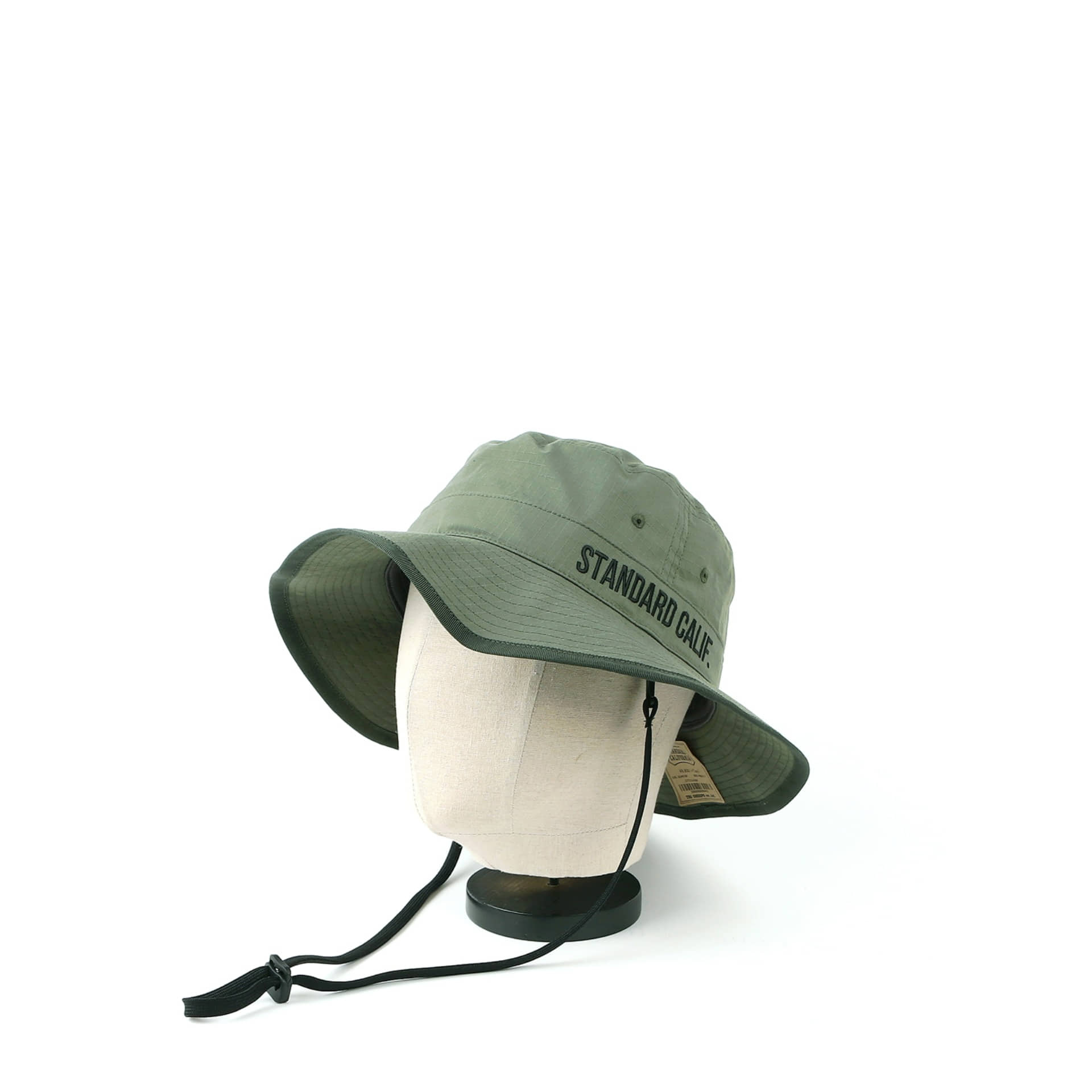 SD Coolmax Stretch Ripstop Camp Hat (Olive)