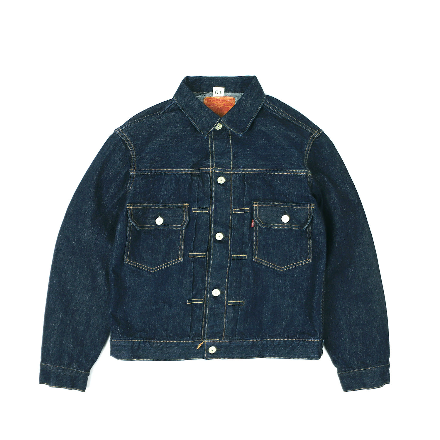 "[The Vanishing West]DENIM JACKET""507XX 2nd""(DENIM INDIGO)"