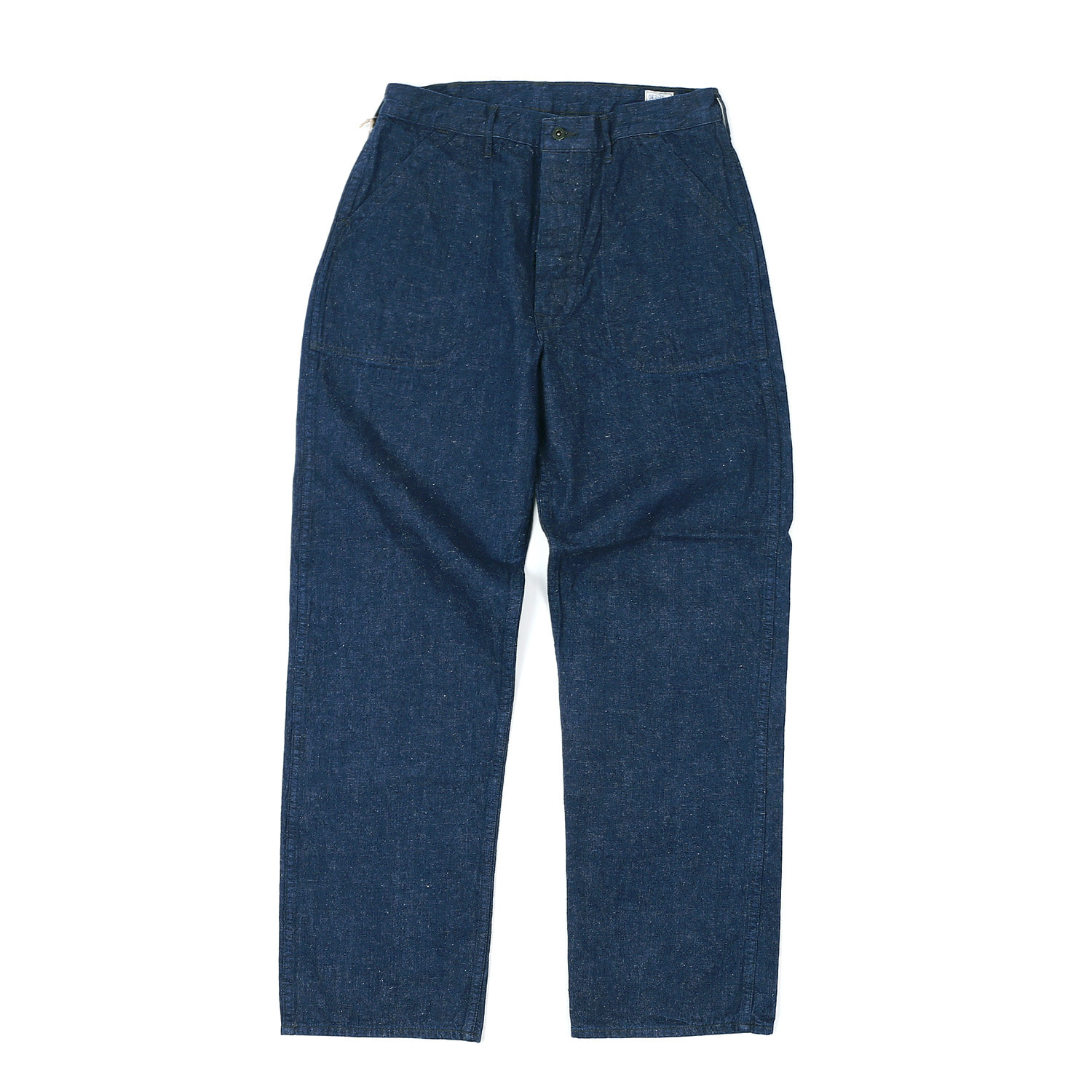 ORSLOW US Navy Utility Denim One Wash (Nep Indigo)